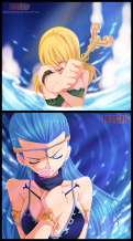 Fairy Tail 384 Open Spirit King by designerrenan