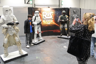 Real Storm Troopers at Comic Con