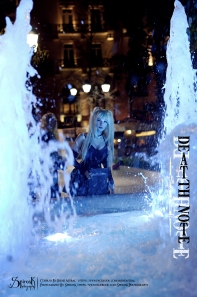 Misa Amane Starry Eyes and Innocent Strangers by IreneAstral