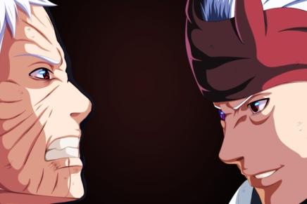 Madara's Rinnegan! Team 7 Together – Naruto675