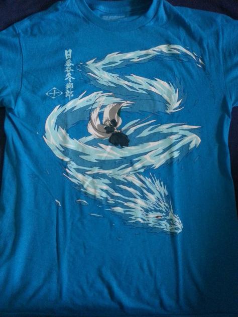 Toshiro Hitsugaya Bleach T Shirt