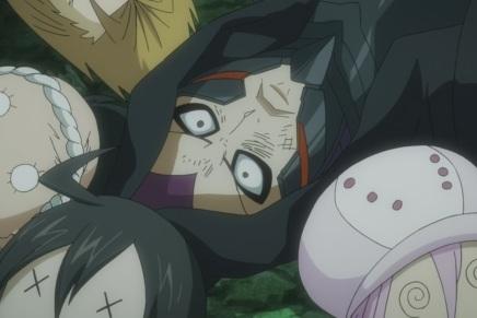 Garou Knights Defeated! Mirajane's Determination – Fairy Tail183