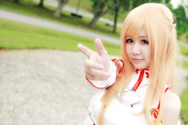 Asuna Cosplay by Spinelo