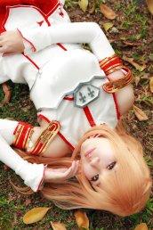 Asuna Sword Art Online by Spinelo