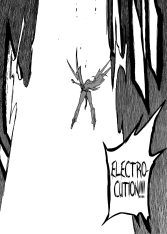 Candice's Electrocution on Ichigo