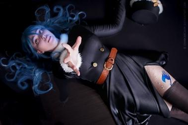 Fairy Tail Juvia Lockser Cosplay by shinkarchuk