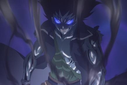 Gajeel's Iron Shadow Dragon! Future Lucy's Lies? – Fairy Tail187