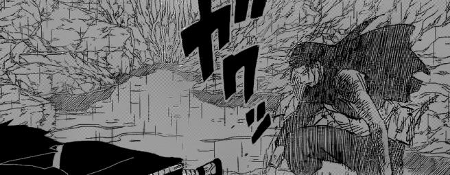 Hashirama defeats Madara
