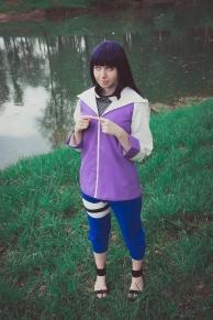 Hinata Shy Cosplay by Milena104