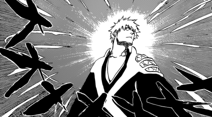 Ichigo attacked from all sides