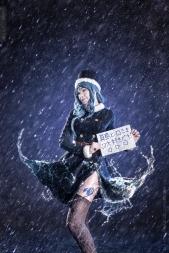 Juvia Lockser Cosplay Fairy Tail by shinkarchuk