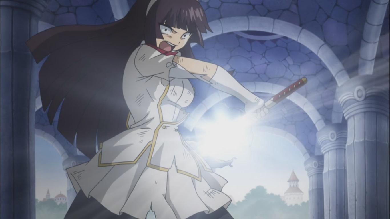 Fairy Tail Kagura And Simon Erza vs kagura! simon's death – fairy ...