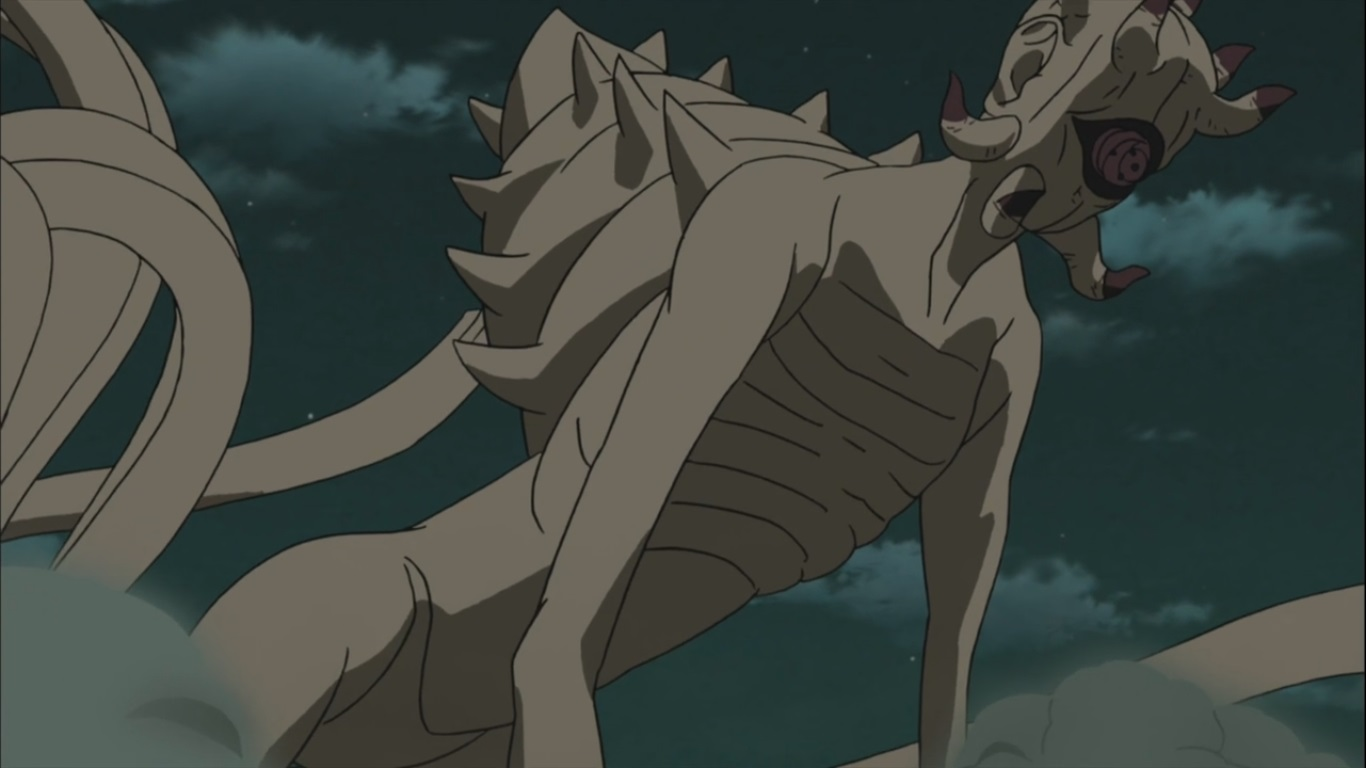 Latest Ten Tails form | Daily Anime Art