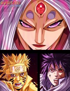 Naruto 679 The Final Boss by Hikarinogiri