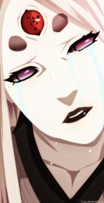 Naruto 681 Kaguya's Tears by x7rust