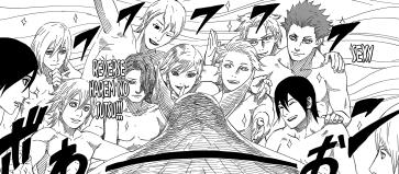 Naruto's Sexy Reverse Harem No Jutsu