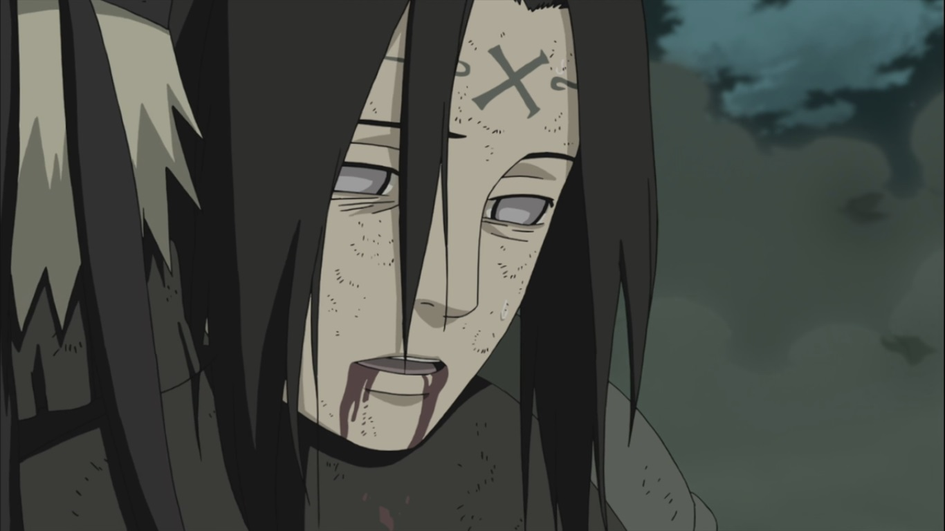 Neji about to die | Daily Anime Art