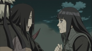 Neji's dieing moments