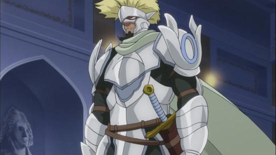 Arcadios' White Armor