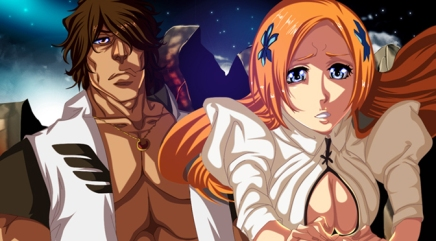 8 Quincy vs 6 Shinigami! Orihime and Chad Arrive – Bleach586