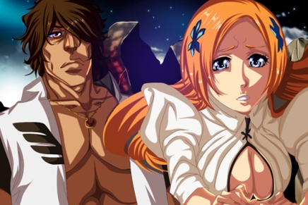 8 Quincy vs 6 Shinigami! Orihime and Chad Arrive – Bleach 586
