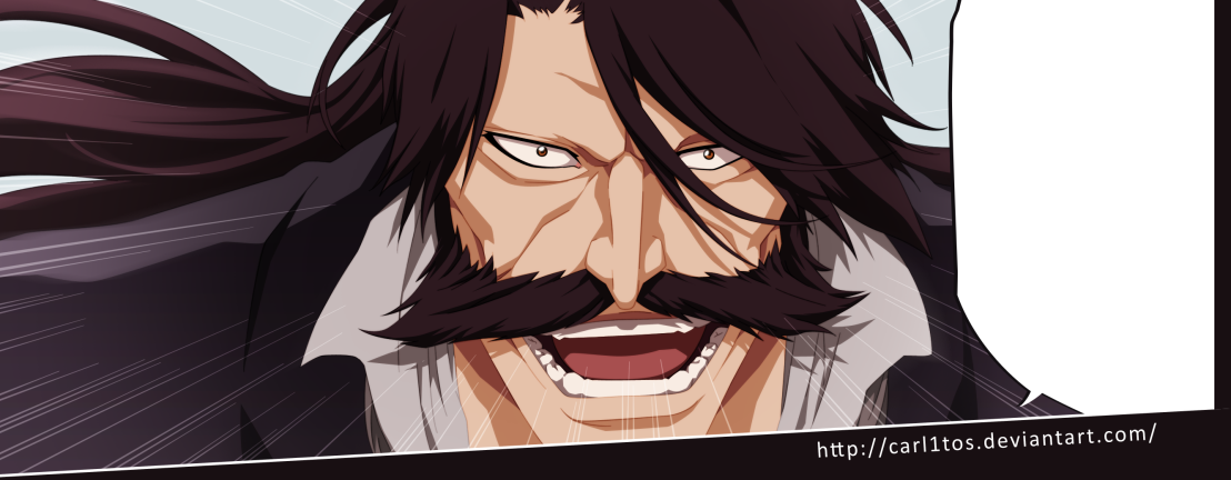 Bleach 588 Yhwach Juha Bach by carl1tos