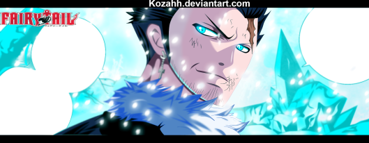 Fairy Tail 392 Silver Fullbuster by kozahh
