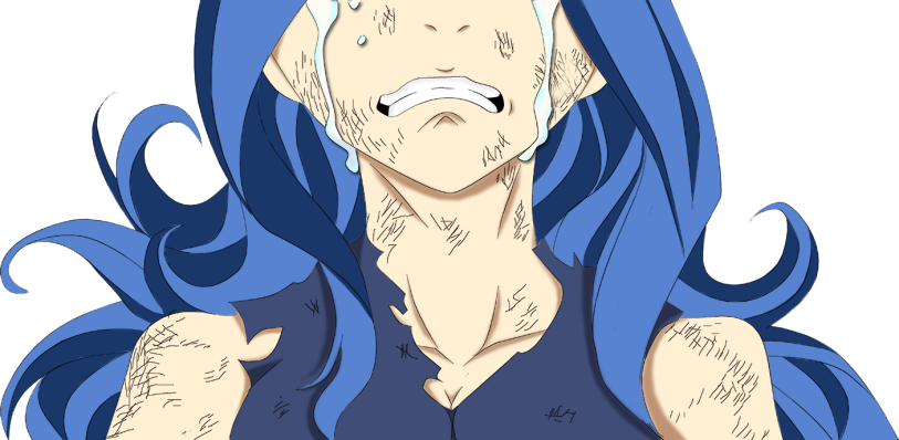 Fairy Tail 394 Im sorry Gray by jasmineblack