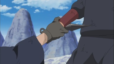 Madara stops Hashirama from killing himself