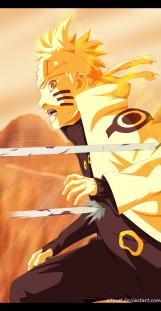 Naruto 684 Deadly Strike Naruto by x7rust