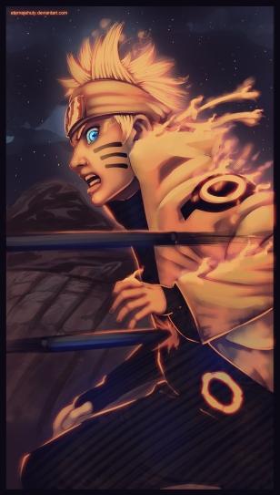 Naruto 684 Naruto clone by eternajehuty