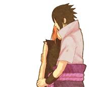 Naruto 685 Sasuke and Sakura by steampunkskulls