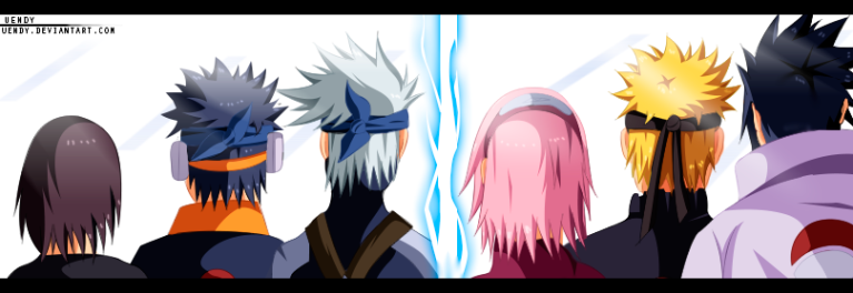 Naruto 686 Mistakes of the past by uendy