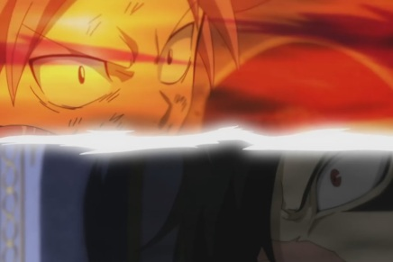 Eclipse Gate Opens! Natsu vs Future Rogue – Fairy Tail 191