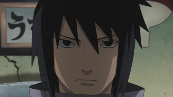 Sasuke makes his decision