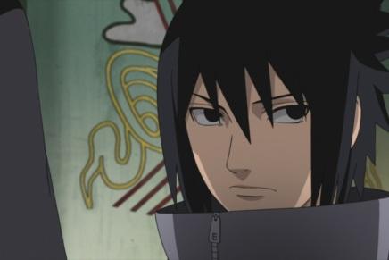 Sasuke goes to Battlefield! Hokage's Ready – Naruto Shippuden370
