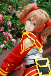 Selica Cosply Sword Art Online by Xeno-Photography