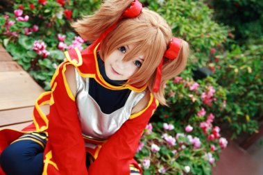 Sword Art Online Selica Cosplay by Xeno-Photography