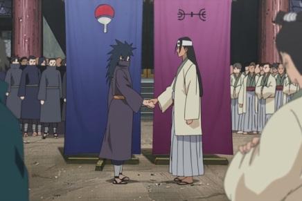 The Uchiha and Senju Alliance! Hashirama and Madara – Naruto Shippuden368