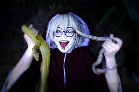 Yakushi Kabuto Crazy Cosplay by Shipou-Negiru