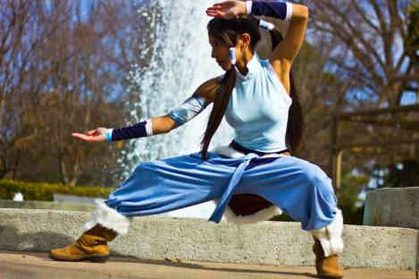 Avatar Korra Cosplay by DomiGrowls