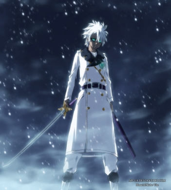 Bleach 591 Toshiro Zombie by ar-ua