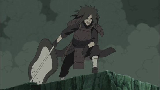 Madara wants to fight Hashirama