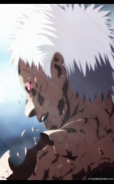 Naruto 687 Obito's Death by x7rust