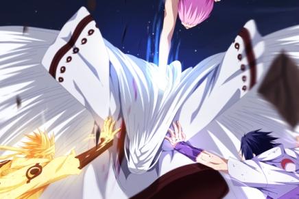 Naruto and Sasuke Seal Kaguya?! Kakashi's Susanoo – Naruto689