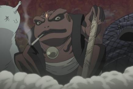 Team 7 Summoning! Sakura's Strength – Naruto Shippuden373