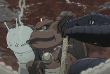 New Three-Way Deadlock! Tsunade Recovers – Naruto Shippuden374