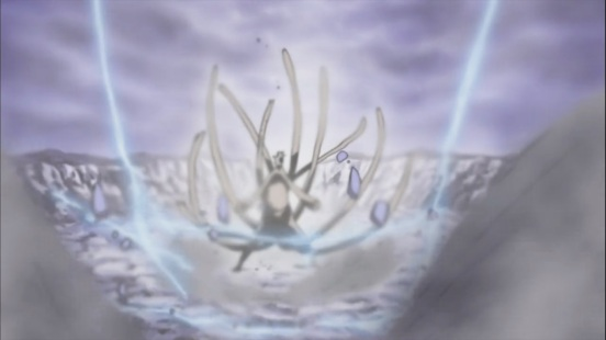 Ten Tails cannot be controlled