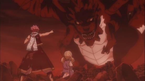 Alternate Natsu finds Dragons