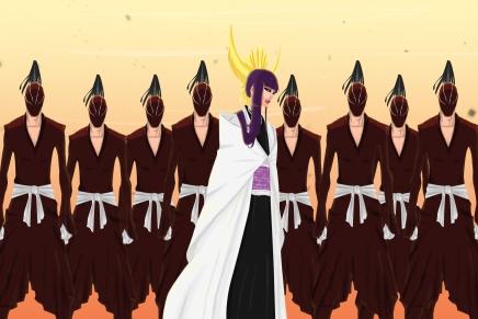 Yhwach faces Senjumaru! Ichigo shoots to Royal Palace – Bleach597